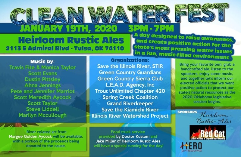 Clean Water Rally