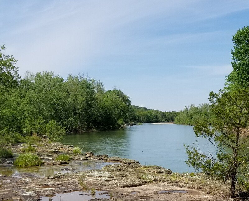 Illinois River High Water Advisory